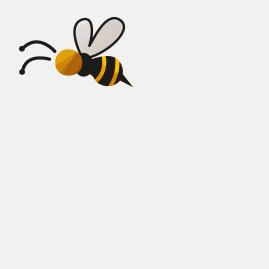 abeille la virginie vide