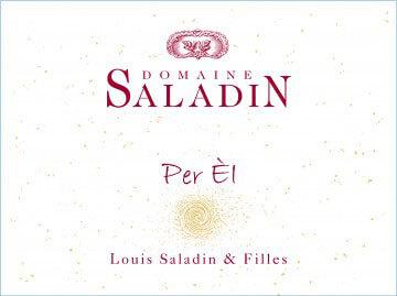 Logo Domaine Saladin