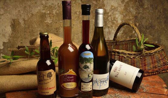 Vin, Bière, Liqueur - Épicerie La Virginie